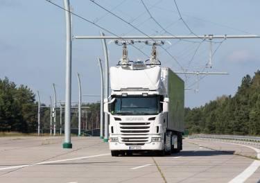 La autopista eléctrica será una realidad: Suecia ultima los detalles