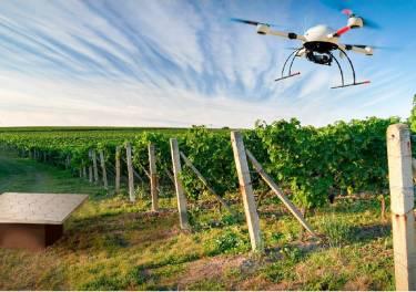 El futuro que pinta Interstellar será una realidad: drones y tractores autónomos para exprimir el campo