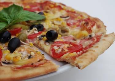 La fórmula matemática perfecta para cortar la pizza en partes iguales
