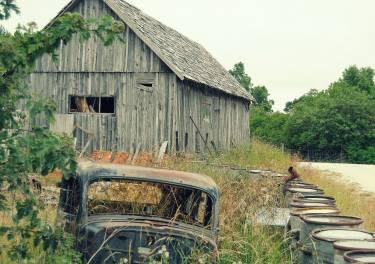 Lo bonito es ser un voyeur… de sitios abandonados
