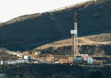 El inmenso escape de metano de California que contaminaba más que el resto de la industria californiana