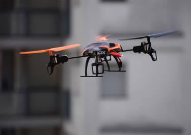 Drones…Drones everywhere